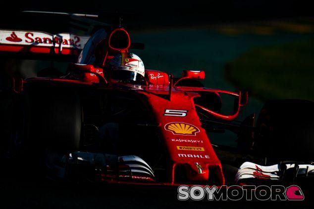Ferrari en el GP de China F1 2017: Previo - SoyMotor