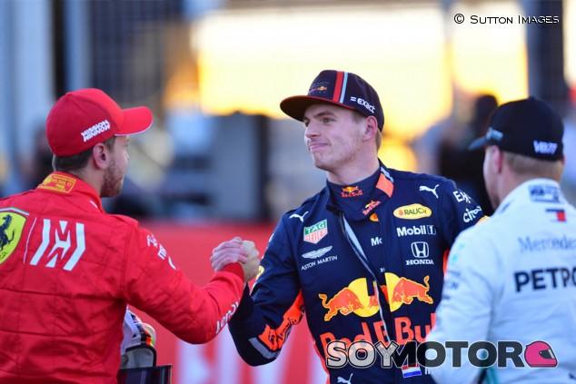 """Jos Verstappen: """"Max asumió el papel de Vettel"""" - SoyMotor.com"""