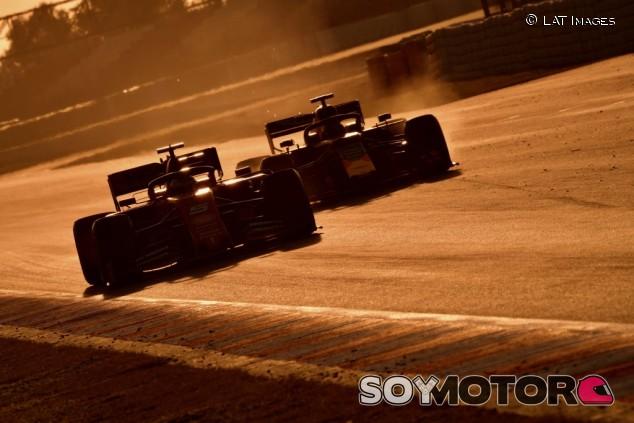 Los datos de GPS colocan a Ferrari por delante de Mercedes y Red Bull - SoyMotor.com