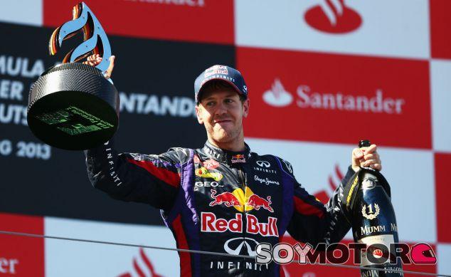 El cuarto título de Vettel demostraría la pureza de la F1