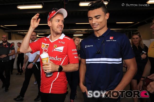 Wehrlein, Hartley, Fuoco y Rigon, pilotos de simulador de Ferrari - SoyMotor.com