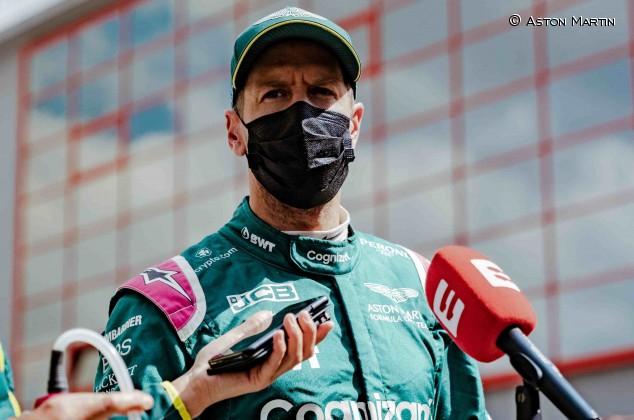 Vettel achaca sus recientes resultados a una falta de confianza - SoyMotor.com