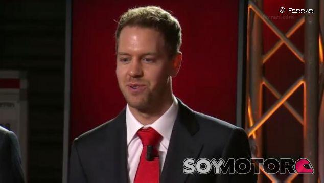 Sebastian Vettel está muy ilusionado con el nuevo coche - LaF1