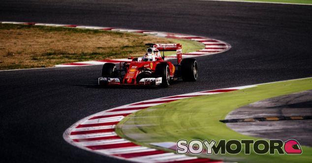 Sebastian Vettel resta importancia a los problemas mecánicos de esta pretemporada - LaF1