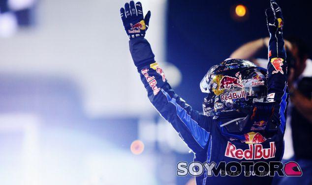 """Vettel sobre el GP de Abu Dabi: """"Será un fin de semana emocionante"""" - LaF1.es"""