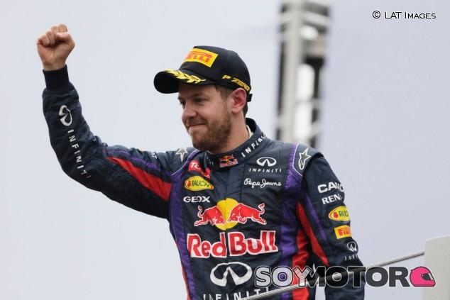 "Vettel: ""Me arrepiento de cómo salí de Red Bull, no de ir a Ferrari"" - SoyMotor.com"