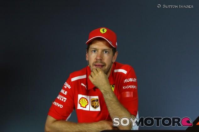 Ferrari pide a la FIA la revisión de la sanción de Vettel en Canadá – SoyMotor.com