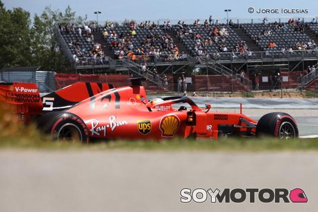 Ferrari en el GP de España F1 2019: Viernes - SoyMotor.com