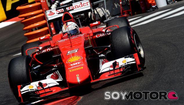 """Arrivabene: """"El SF15-T tiene los mismos límites aerodinámicos y de tracción que el F14T"""" - LaF1.es"""