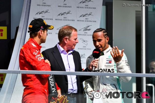 Expilotos de F1 reaccionan a la sanción de Vettel en Montreal – SoyMotor.com