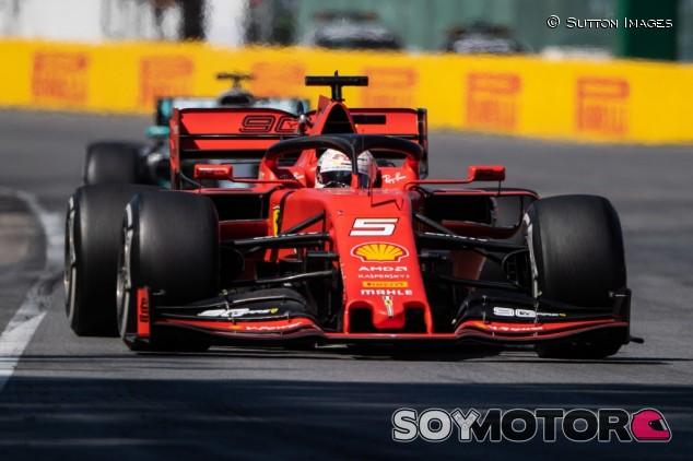 ¿Qué ocurrió con Vettel y por qué los comisarios le sancionaron? –SoyMotor.com