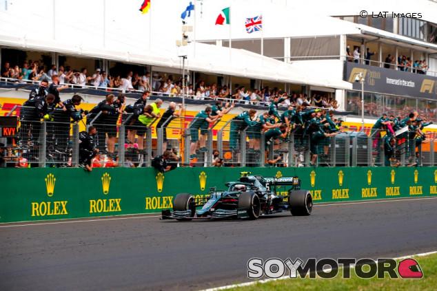 OFICIAL: Aston Martin apela formalmente la descalificación de Vettel - SoyMotor.com