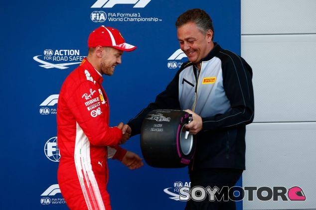 Premio de la Pole para Sebastian Vettel en Bakú – SoyMotor.com