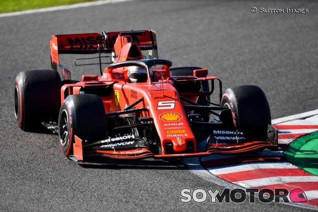 "Vettel, segundo en Suzuka: ""Era lo máximo a lo que podíamos aspirar"" – SoyMotor.com"
