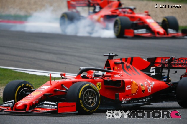 Ferrari en el GP de China F1 2019: Domingo – SoyMotor.com