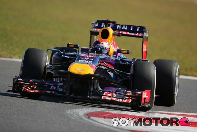 Sebastian Vettel durante los Libres de Corea - LaF1