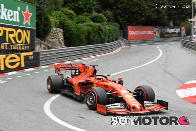 """Vettel, segundo en Montecarlo: """"Un gran resultado para nosotros"""" –SoyMotor.com"""