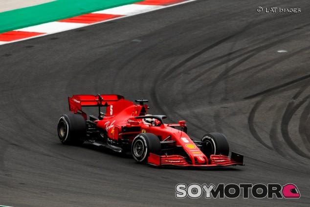 Ferrari en el GP de Portugal F1 2020: Domingo - SoyMotor.com