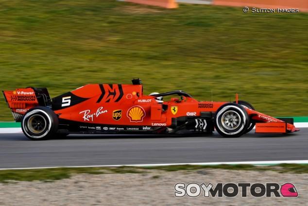Ferrari en el GP de Australia F1 2019: Previo – SoyMotor.com