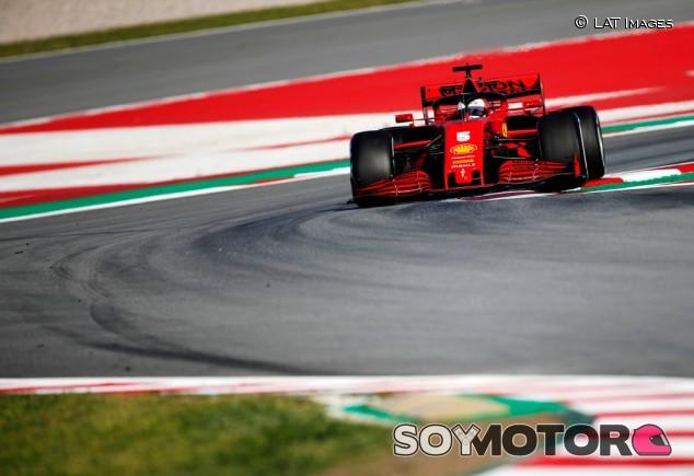 Ferrari en el GP de Australia F1 2020: Previo - SoyMotor.com