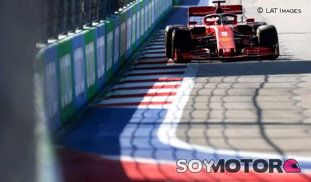 Ferrari en el GP de Rusia F1 2020: Domingo - SoyMotor.com
