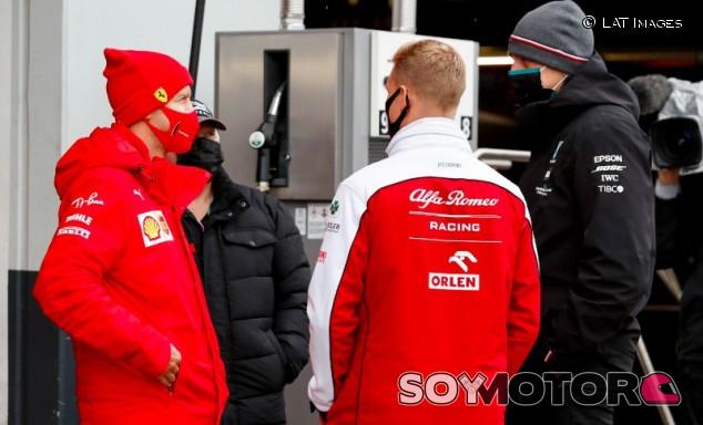 Ferrari en el GP de Eifel F1 2020: Viernes - SoyMotor.com
