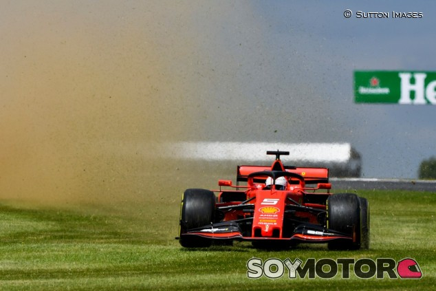 F1 por la mañana: Vettel, en el punto de mira – SoyMotor.com