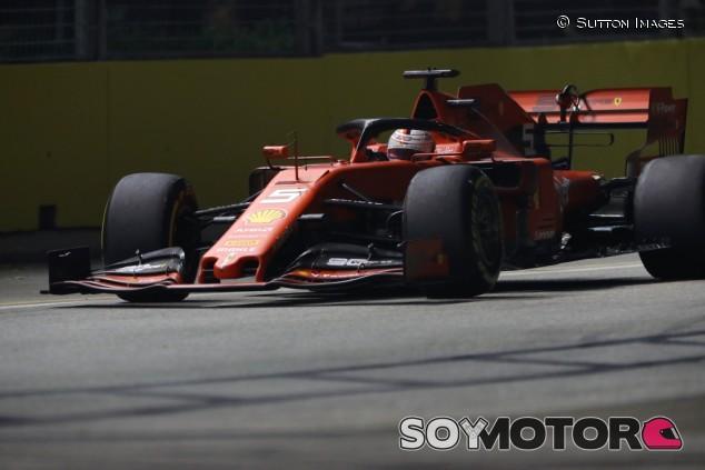 """Vettel: """"Podemos mejorar, pero nuestros rivales son más rápidos que nosotros"""" – SoyMotor.com"""