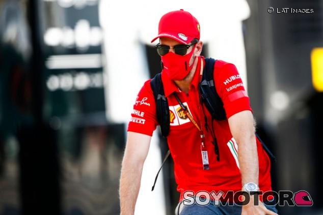 """Racing Point: """"Vettel necesita un poco de amor"""" - SoyMotor.com"""