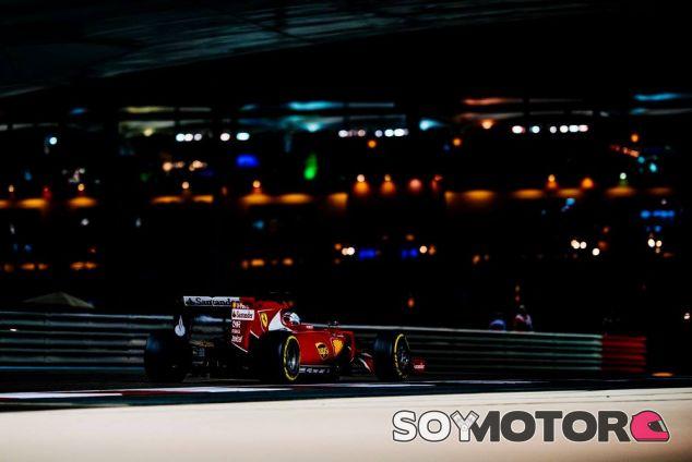 Sebastian Vettel, satisfecho con su primer año en Ferrari - LaF1