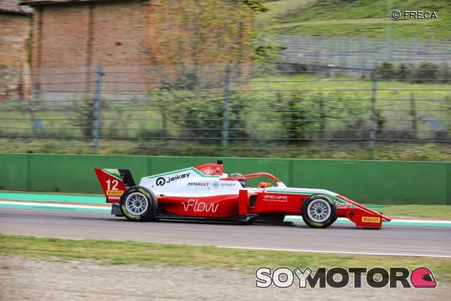 Sigue la clasificación 2 de la FRECA en Imola en directo - SoyMotor.com