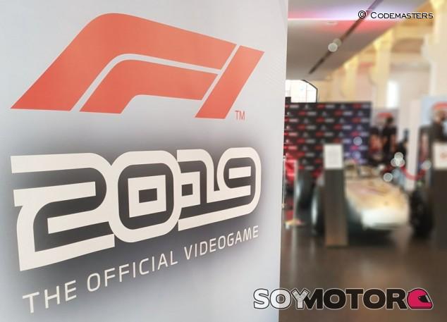 Presentado el videojuego F1 2019: te contamos las novedades – SoyMotor.com