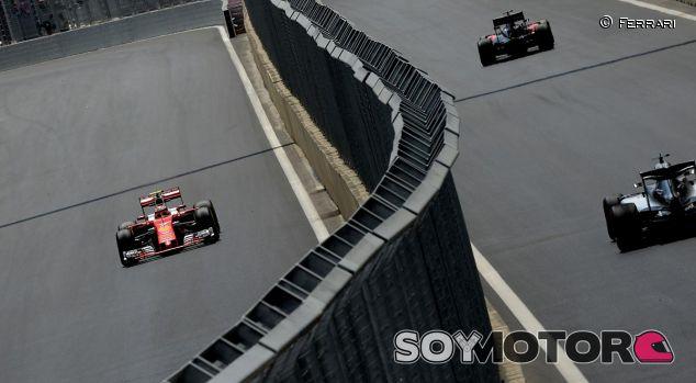 Escena del Gran Premio de Europa - LaF1