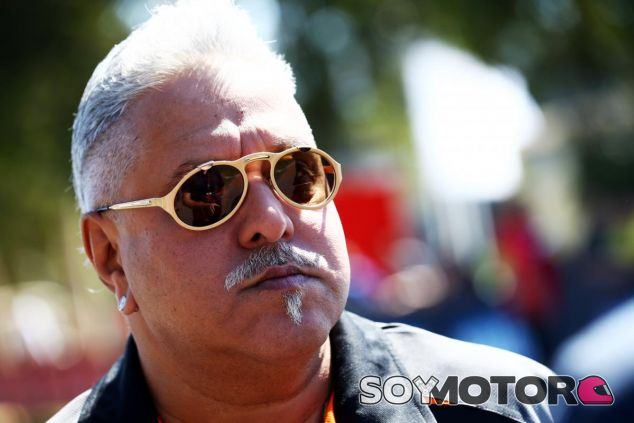 Vijay Mallya seguirá al mando de la escudería Force India - LaF1