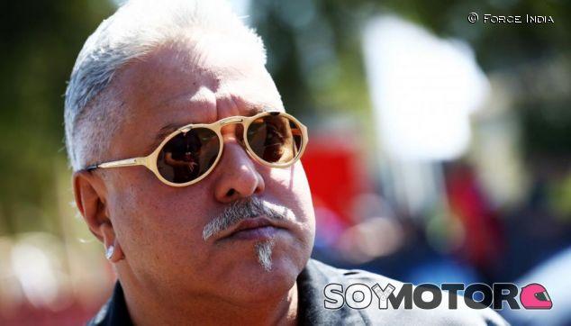Vijay Mallya en una imagen de archivo - LaF1