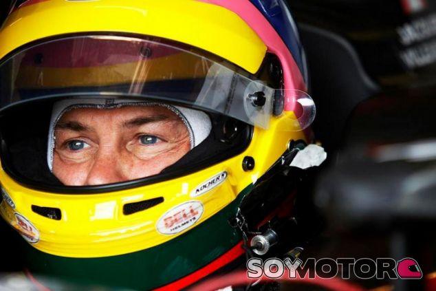 """Jacques Villeneuve se considera """"purista"""" y se une a las críticas hacia el halo - LaF1"""