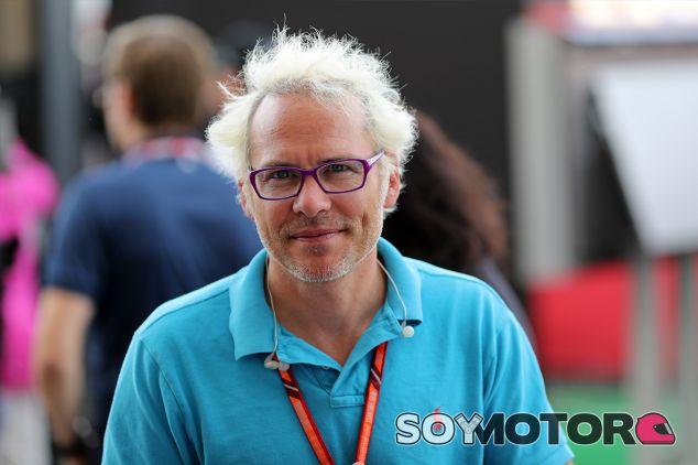Jacques Villeneuve en el Circuito de las Américas - SoyMotor.com