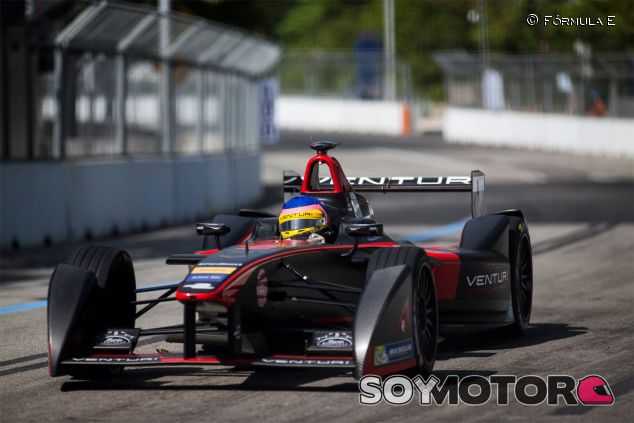 La aventura de Jacques Villeneuve en la Fórmula E ha terminado antes de lo previsto - LaF1
