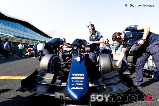 Monoplaza de Artem Markelov, en Silverstone - SoyMotor.com