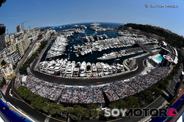Vista aérea del GP de Mónaco – SoyMotor.com