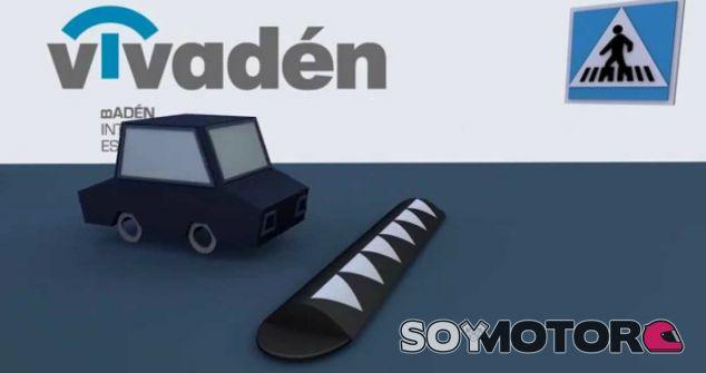 Vivadén. El badén inteligente que se activa en función de las necesidades - SoyMotor.com
