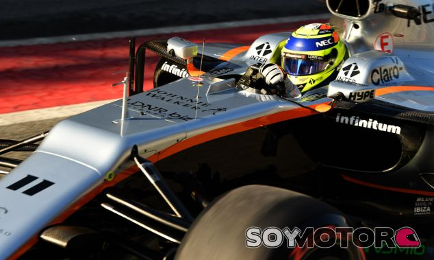 ¿Un Force India rosa? - SoyMotor.com