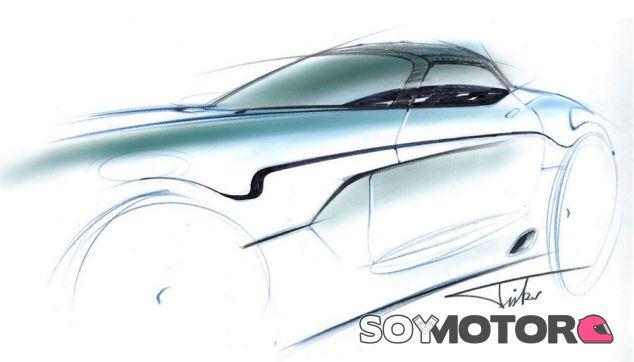 Teaser del VLF Force 1 Roadster - SoyMotor.com