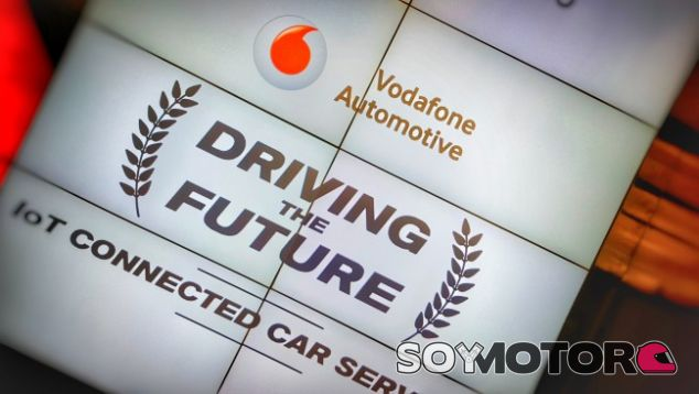 Vodafone Automotive -SoyMotor