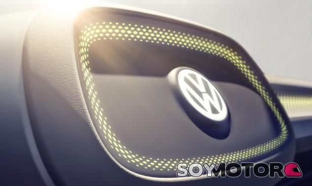 Uno de los detalles del Volkswagen I.D. Concept desvelados en su primer vídeo - SoyMotor