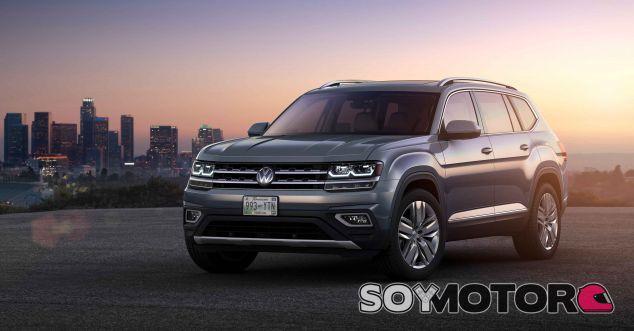 Volkswagen Atlas 2018 - SoyMotor.com