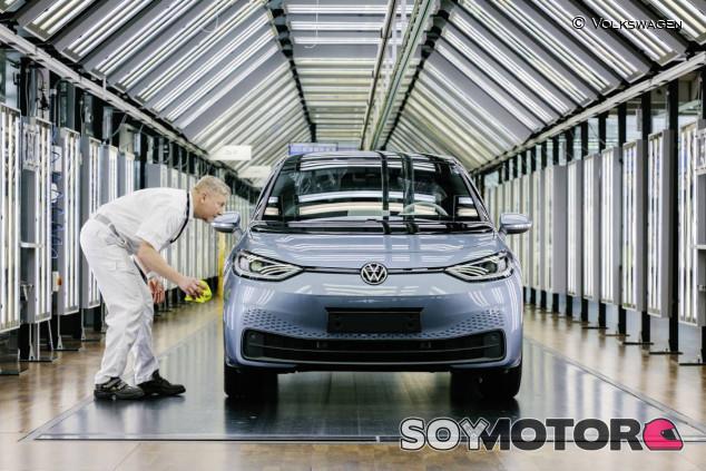 Control de calidad del Volkswagen ID.3 - SoyMotor.com