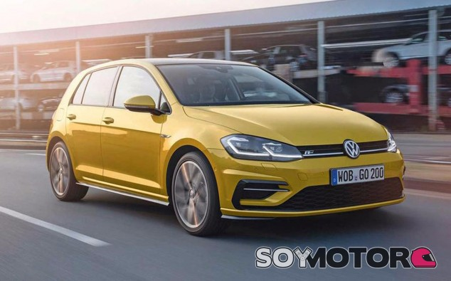 El Volkswagen Golf renueva su imagen y da un paso de gigante a nivel tecnológico - SoyMotor