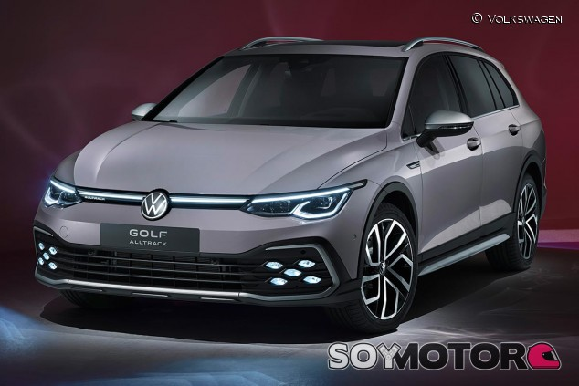 Volkswagen Golf Alltrack 2020 - SoyMotor.com