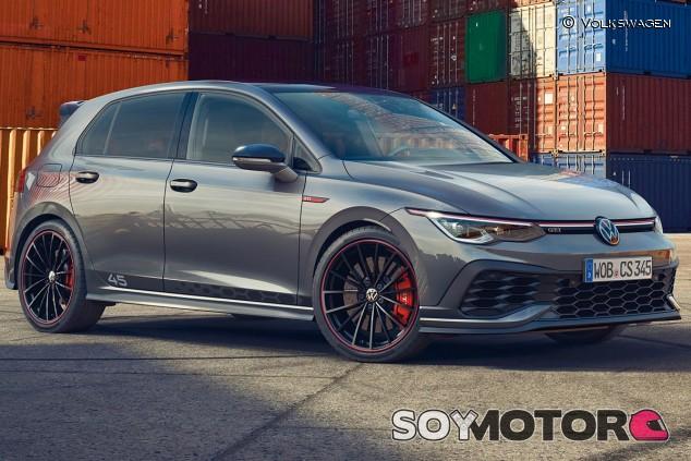 Volkswagen Golf GTI Clubsport 45 - SoyMotor.com